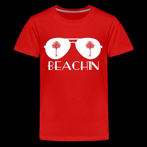 BEACH'IN - Beachlife - Teenager Premium T-Shirt