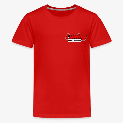 Tuning Sticker - Teenager Premium T-Shirt