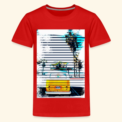 Billie - Teenager Premium T-shirt