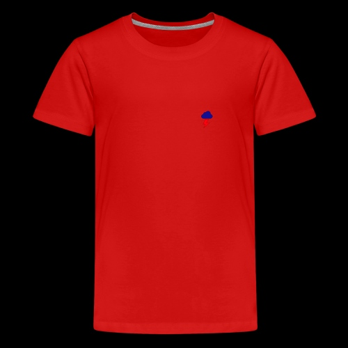 Weather - Teenage Premium T-Shirt