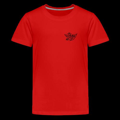 TJS Official Graffiti - Teenage Premium T-Shirt