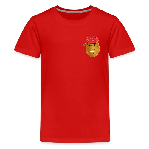 Potato - T-shirt Premium Ado