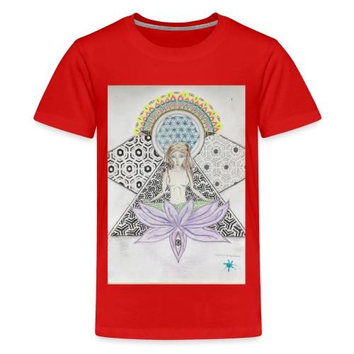 Om mani padme hum - Teenager Premium T-Shirt