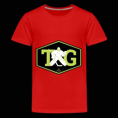 TG by Poch Off - T-shirt Premium Ado