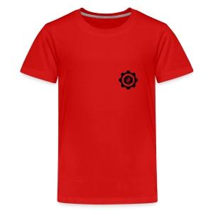 Jebus Adventures Logo (Transparent) - Teenage Premium T-Shirt
