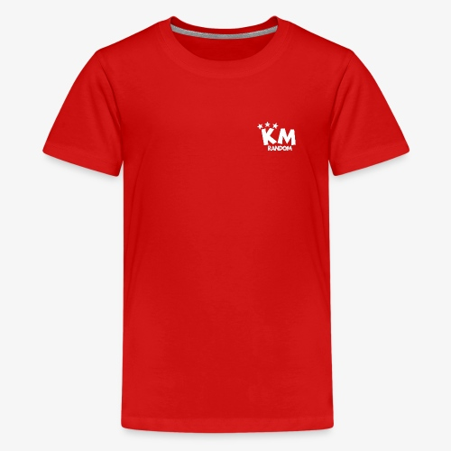 KMRANDOM SELECTIE - Teenager Premium T-shirt