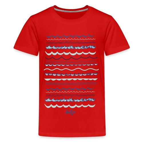 duilio wellen - Teenager Premium T-Shirt