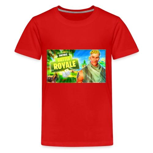Banner - Teenage Premium T-Shirt