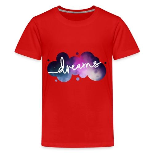 Dream Design - Teenage Premium T-Shirt