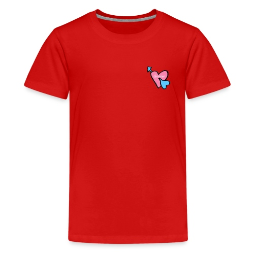 Spicious love logo - Teenager Premium T-shirt