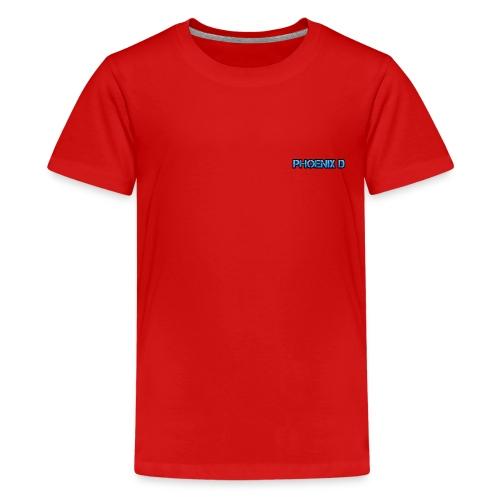 Phoenix D - Teenage Premium T-Shirt