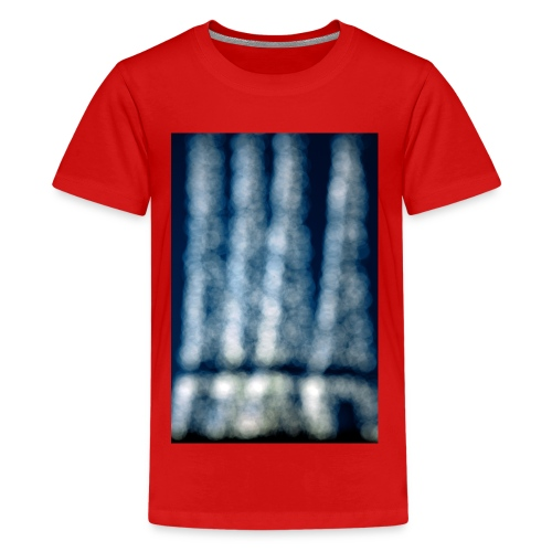 Eiffelturm - Teenager Premium T-Shirt
