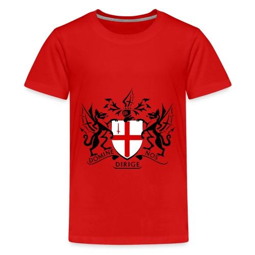 Simplest of the Simple! - Teenage Premium T-Shirt