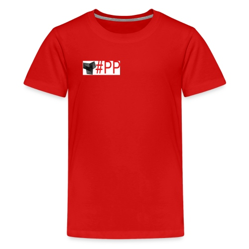#PP Army - Teenager Premium T-Shirt