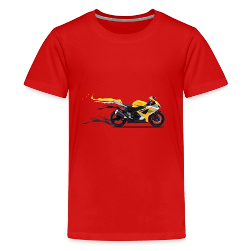 Motorbike - Teenager Premium T-Shirt