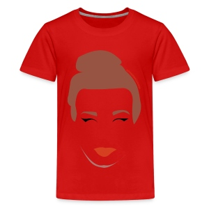 Emma Wagemans basic shirt - Teenager Premium T-shirt