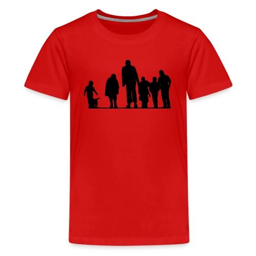 The Monster Squad - Teenage Premium T-Shirt