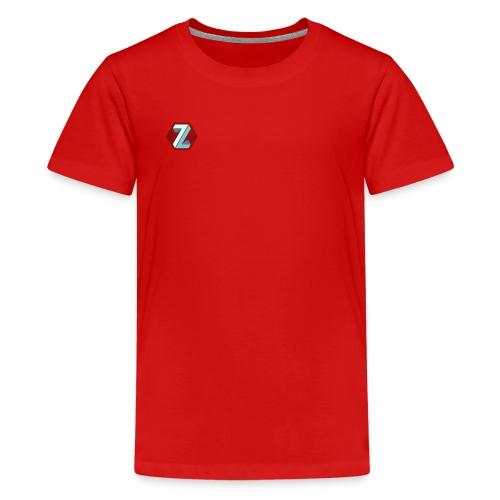Zeta - Camiseta premium adolescente