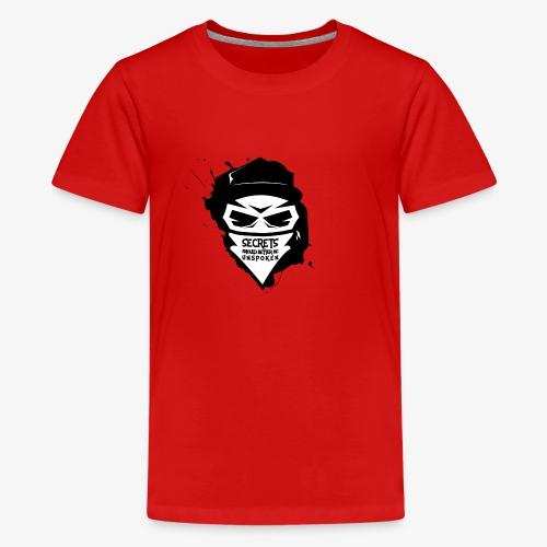 Secrets - Teenager Premium T-Shirt