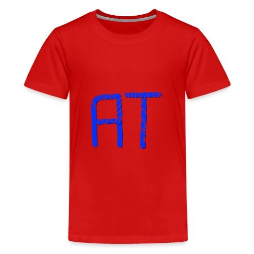 A T betekent Amartje - Teenager Premium T-shirt