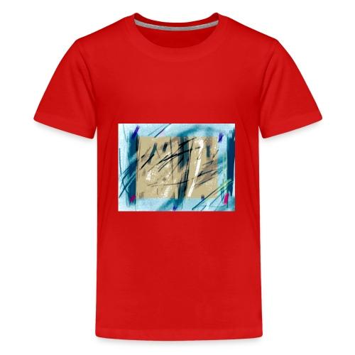 peinture - T-shirt Premium Ado