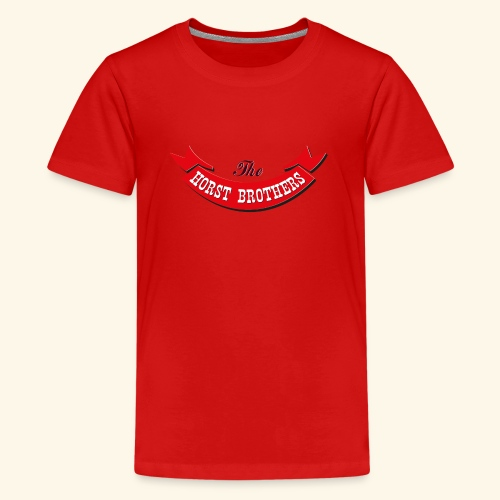 The Horst Brothers FLAG - Teenager Premium T-Shirt