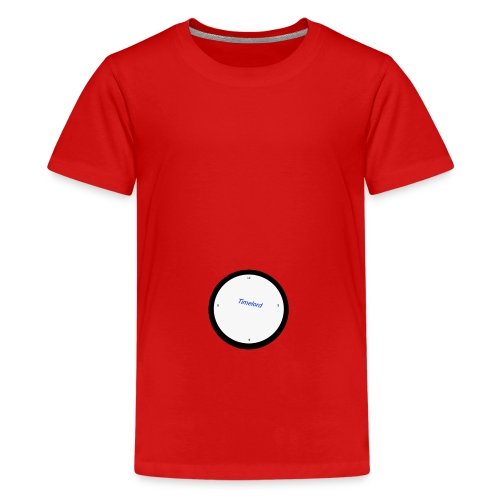 Timelord - Teenager Premium T-Shirt