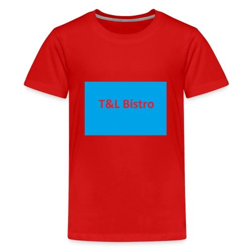 TulBistro - Teenager Premium T-Shirt