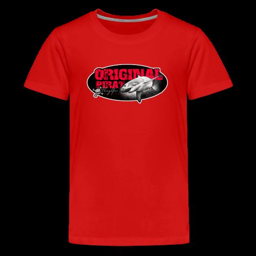 Originalpirat 2018 - Teenager Premium T-Shirt