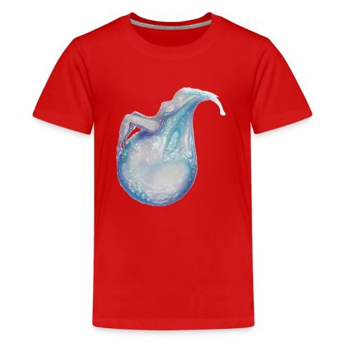 Gocce di Benessere Style .. - Maglietta Premium per ragazzi