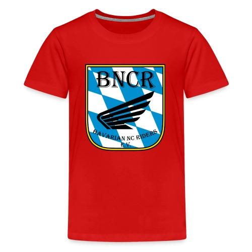 e.V. Bekleidung - Teenager Premium T-Shirt