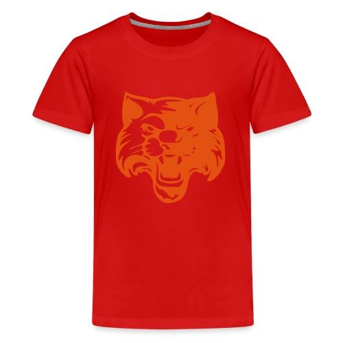 Raubkatze - Teenager Premium T-Shirt