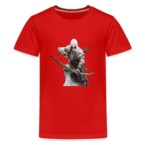 assassin creed - T-shirt Premium Ado