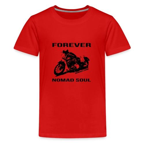 Forever Nomad Soul Bike - Camiseta premium adolescente