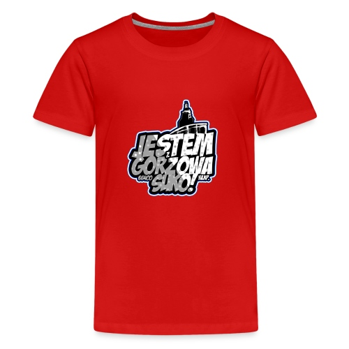 Jestem-Z-Gorzowa-Suko! - Koszulka młodzieżowa Premium