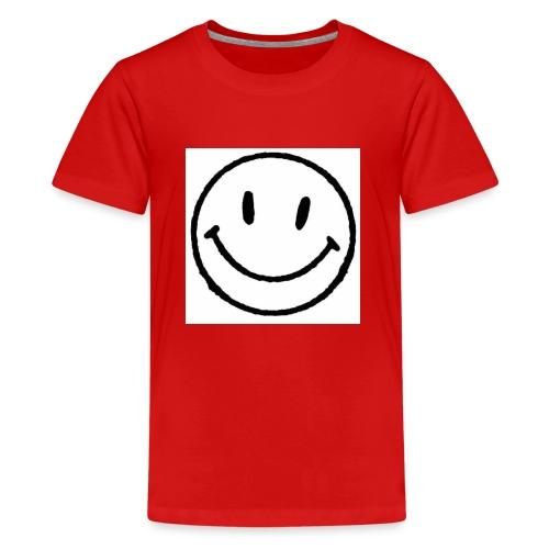 muy feliz - Camiseta premium adolescente
