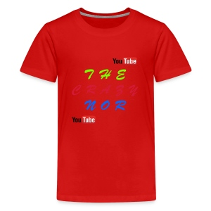 TCN-T-skjorten - Premium T-skjorte for tenåringer