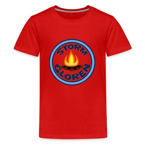 Stormgloren Hoodie - Teenager Premium T-shirt
