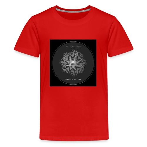 Välviljans Fascism - Premium-T-shirt tonåring