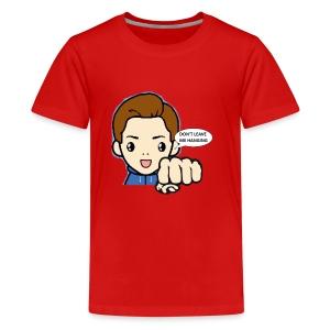 Don't leave me hanging - Teenager Premium T-shirt