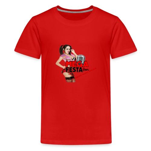 dise--ocamiseta-png - Camiseta premium adolescente