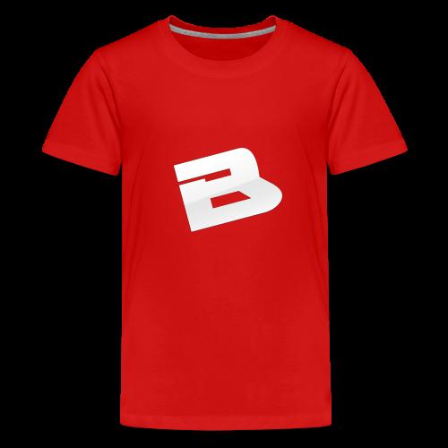 Training Blues - T-shirt Premium Ado