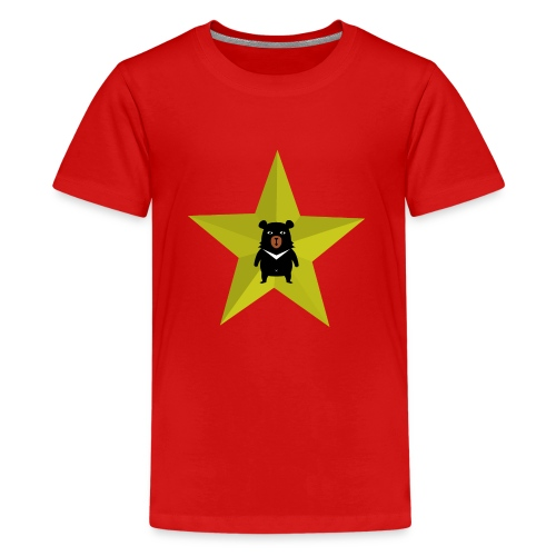 Teddy Star - Teenager Premium T-shirt