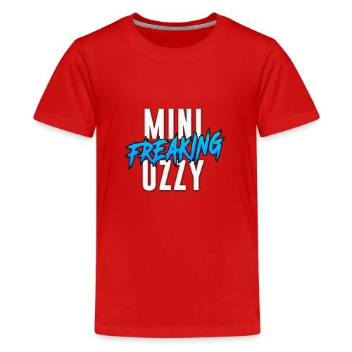 Mini Freaking Uzzy - Teenage Premium T-Shirt