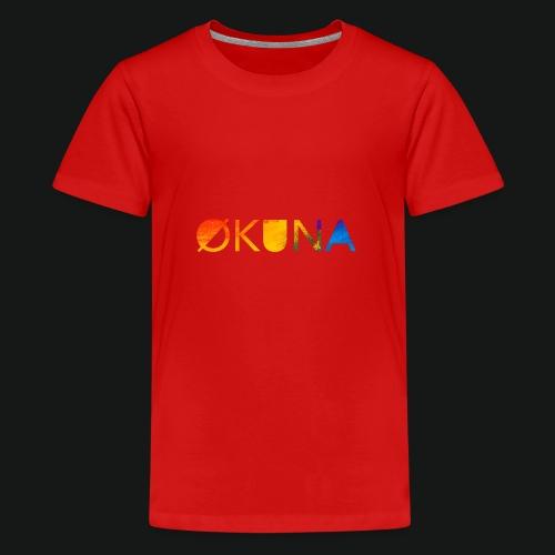 ØKUNA - classic - T-shirt Premium Ado