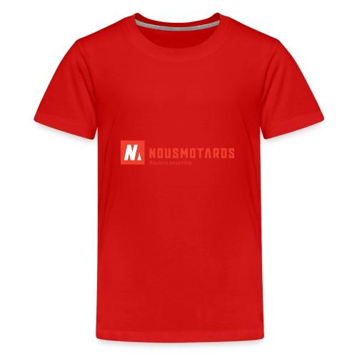 NMKEY - T-shirt Premium Ado