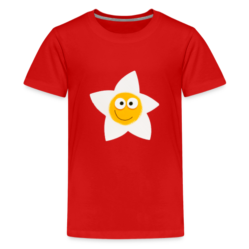 Happy Happyhills - Teenager Premium T-Shirt