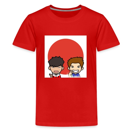 Brother Factory - Teenager Premium T-Shirt