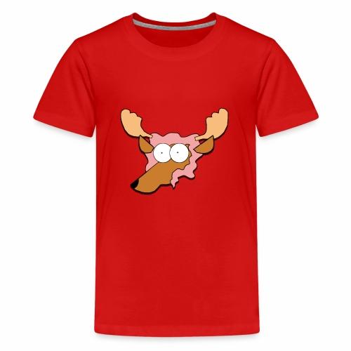 DarmhirschOhneHashtag - Teenager Premium T-Shirt