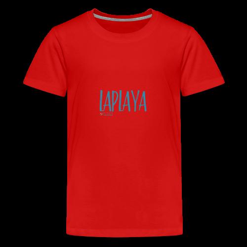 playa - Camiseta premium adolescente